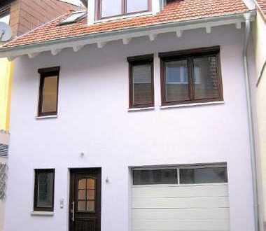 Gemütliches Reihenmittelhaus in zentraler Lage von Gengenbach für 1- bis 2-Personenhaushalt