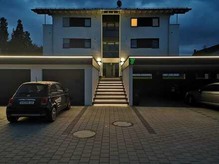 Neuwertige 3-Zimmer-Wohnung mit Balkon in Tuningen