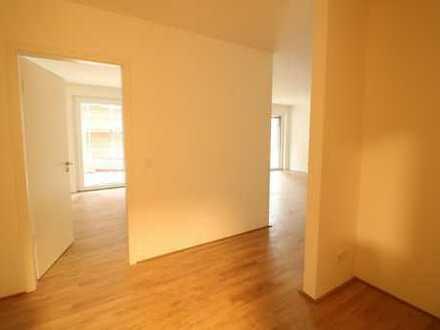Großzügige 2 Zimmer Wohnung mit Ankleidebereich und Sonnenbalkon