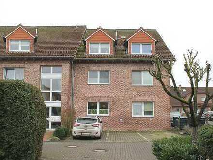 Schicke, großzügige Eigentumswohnung mit Terrasse und PKW-Stellplatz in Dülmen zu verkaufen!