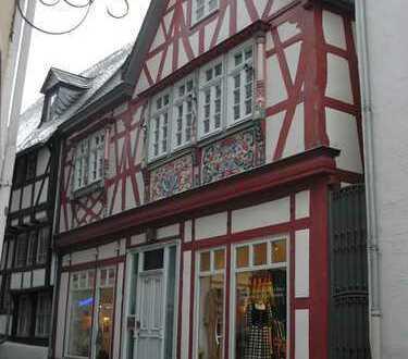 Historisches Haus von 1676 am alten Handelsweg Antwerpen-Byzanz