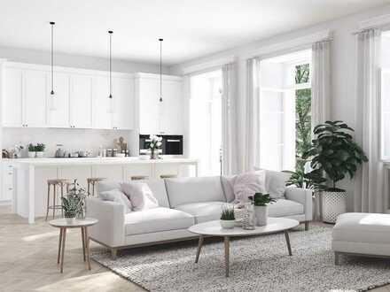 Exklusive Penthouse Wohnung mit Dachterrassen in allen Himmelsrichtung. (C 3.1)