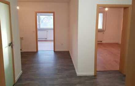Erstbezug nach Sanierung mit Balkon: attraktive 4-Zimmer-EG-Wohnung in Dortmund-Schüren