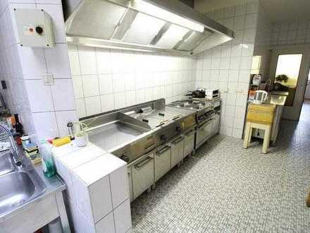 WRS Immobilien - Entwicklungsfähige Gastronomie-und Wohnimmobilie im Altstadtkern von Steinau an der