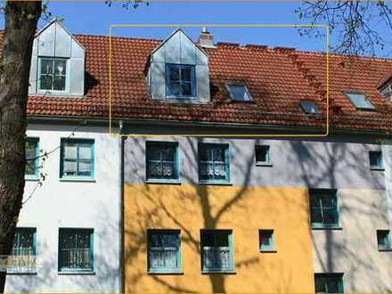 Gemütliche Dachgeschosswohnung!