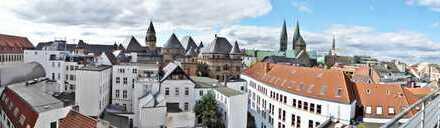 Imposante Terrassenwohnung mit Blick über die Bremer Innenstadt und die Wallanlagen zu vermieten
