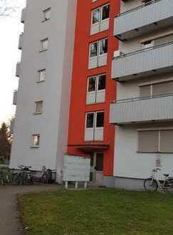 Möblierte 1-Zimmer-Wohnung mit Balkon in Karlsruhe