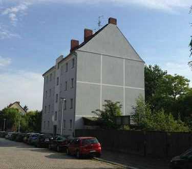 In der Nähe von Bombardier & Klinikum: nette 3-Raumwohnung im Hochparterre mit Balkon!