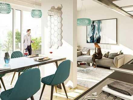 Perfekt geschnittene 3-Zimmer-Wohnung in Oberderdingen