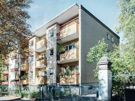 Ruhig gelegenes Single-Apartment nahe Schloßstraße Steglitz