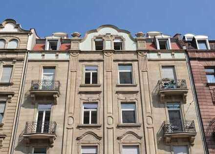 Eigentumswohnung in HD-Weststadt - im sanierten Jugendstilhaus mit Aufzug
