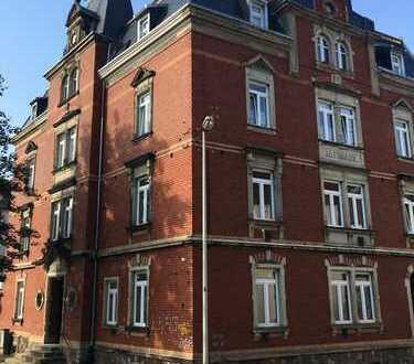 Riesige 5-Raum-Wohnung: Wohnen im ehemaligen Rathaus von Planitz