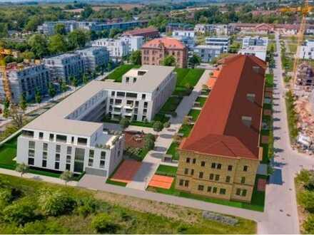 Erstbezug - Tolle 4-ZKB Wohnung auf dem LGS-Gelände