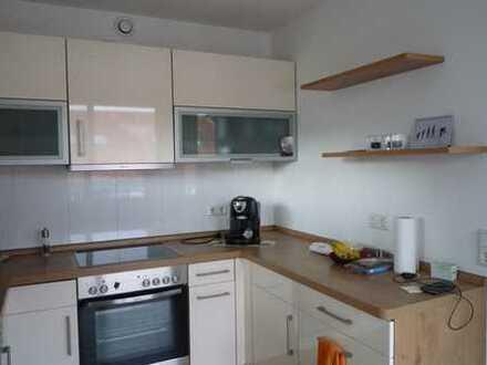 Neuwertige 3-Zimmer-Wohnung mit Balkon und Einbauküche in Villingen-Schwenningen
