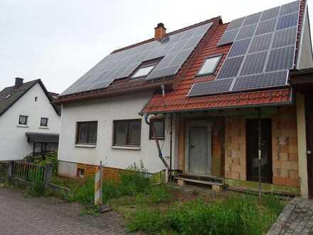Haus zum Fertigstellen in reiner Südlage in Thaleischweiler-Fröschen