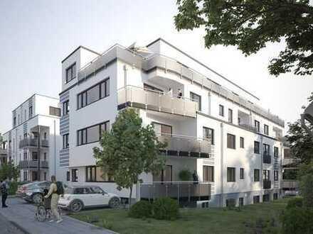 Neubau-Erstbezug - 2 Zi.-Wohnung mit Stellplatz