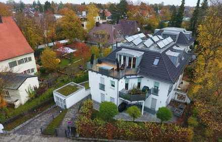 4 Zimmer - PENTHOUSE mit großer Dachterrasse im schönen Obermenzing