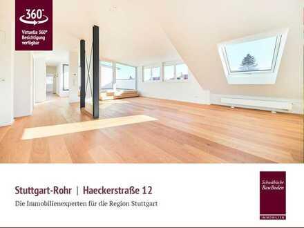 S-Rohr |Erstbezug | Sehr attraktive, helle und großzügige 3 Zi. DG-Etage, ca. 119 qm, Terrasse+++