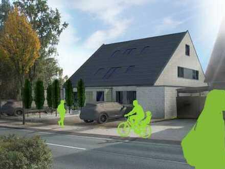 **Neubau** Moderne Erdgeschosswohnung in Raesfelds Süden