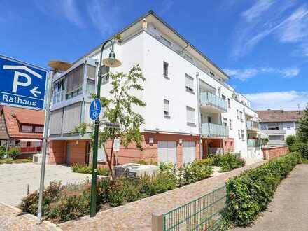 Residenz am Bossertgarten - Eigenständiges Wohnen im Alter - 2 Zimmer Wohnung