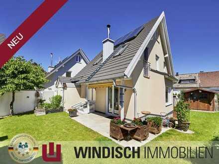 WINDISCH Immobilien - Charmantes, kleines vermietetes Einfamilienhaus zur Kapitalanlage in Puchheim