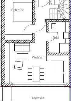 Moderne helle 2,5-Zimmer-EG-Wohnung direkt an der Altstadt von Nördlingen