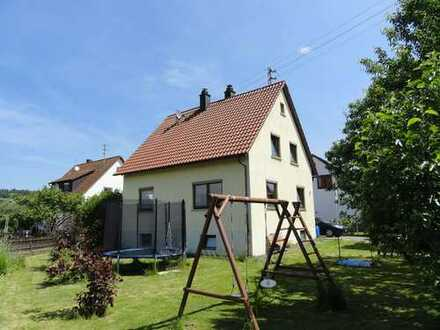 Sontheim, freistehendes Familienhaus in Randlage