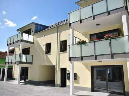 Bezugsfertige, moderne Wohnungen in KFW-55 Bauweise