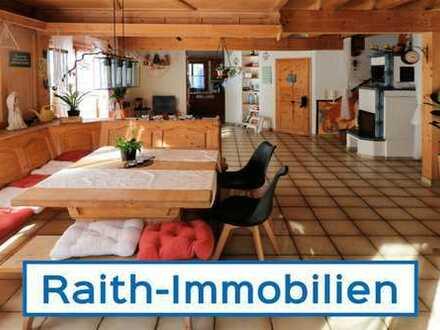 Schöne Doppelhaushälfte im Grünen - Landkreis Fürstenfeldbruck