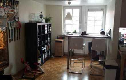 Schöne ruhige 2-Zimmer-Wohnung in der Neustadt