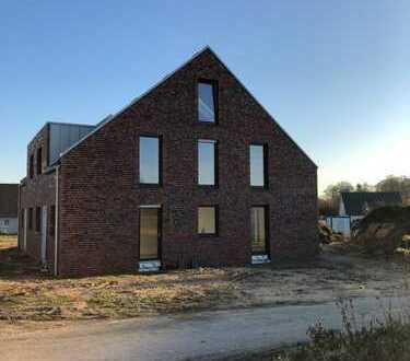 Moderne Neubau-Doppelhaushälfte in Dülmen auf Erbpachtgrundstück
