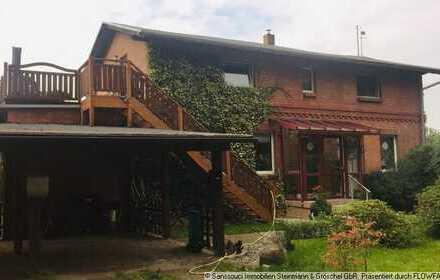 Ihr Einfamilienhaus mit zusätzlichen Mieteinnahmen im Zentrum von Wittstock/Dosse!