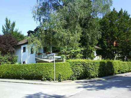 3-Zi. Gartenwohnung mit EBK, Parkett, Hobbyraum