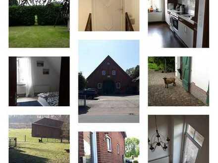 Wunderschöne gepflegte 4-Zimmer-DG-Wohnung mit Einbauküche/ Seehausen/ citynah & an der Weser