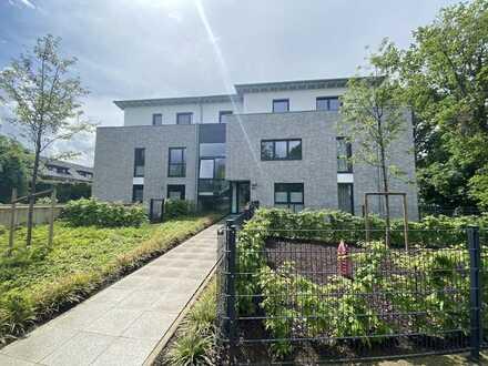 Stadtvilla-Bettrath - Erdgeschosswohnung mit Garten im hochwertigen 8-Familienhaus in MG-Bettrath!