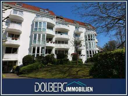75 m²- Wohnung: Barrierefrei inkl. TG-Stellplatz in beruhigter Lage von HH-Jenfeld