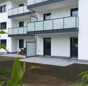 Sonnige 3-Zimmer-Wohnung mit Garten in Buchloe