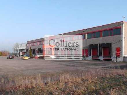 Logistikflächen in Walow zur Miete oder Kauf!
