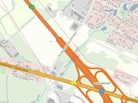 Gewerbegrundstück mit ca. 3200m² nur 500 Meter bis zur A10 (Fredersdorf/Vogelsdorf)...