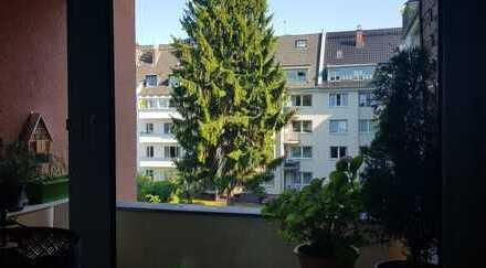 Agnesviertel schöne 2-ZimmerWohnung mit Balkon und großer Küche, provisionsfrei