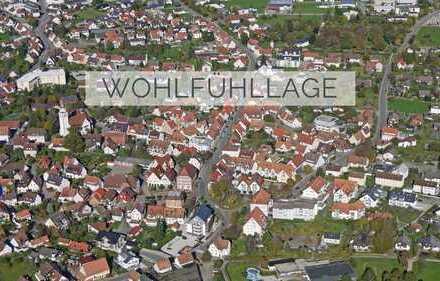 Betreutes Wohnen im Ortszentrum - SONNENGASSE, Pfalzgrafenweiler - Whg. A.1 (2 Zi., Erdgeschoss)
