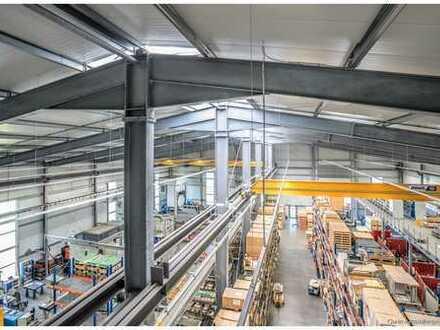 Moderne Büro/Lager- und Produktionsflächen  für gehobene Ansprüche