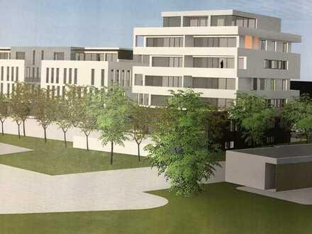 Erstbezug mit EBK und Terrasse: moderne stilvolle 4-Zimmer-Terrassenwohnung in Sinsheim