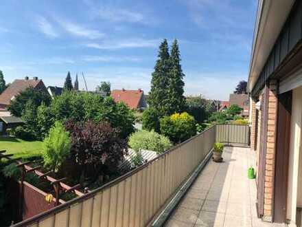 Wohnen in ruhiger Lage in der Halterner Innenstadt (Moderne und helle Eigentumswohnung im 1. OG)
