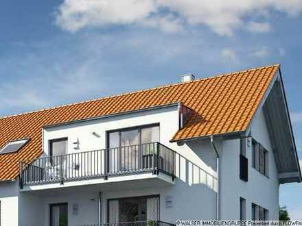 Baierbrunn: 3-Zimmer-Wohntraum Erstbezug mit großzügigem Südbalkon