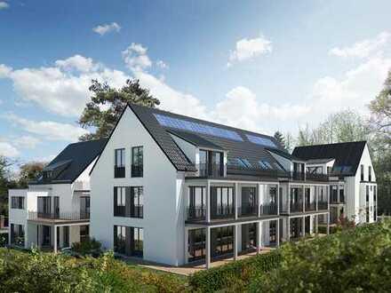 Eleganz & Komfort! Kompakte 1-Zimmer-Wohnung mit großzügigem Balkon zum Einziehen und Wohlfühlen