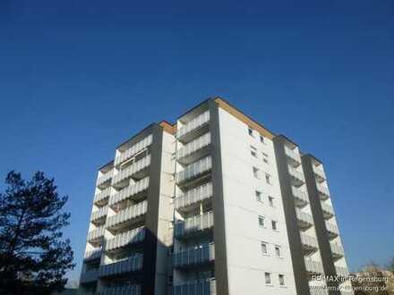 Appartment mit Balkon im Westen