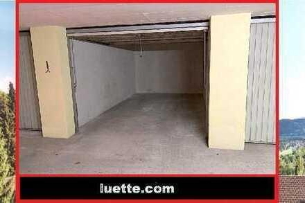 Garage - ideal zum Abstellen oder Überwintern Ihres Autos (114784)