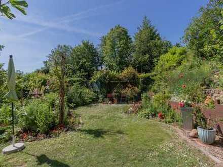 Laubenheim Nahe - Idyll für die Familie mit ca. 160 m² Gesamtfl., 5 Zi. und herrlicher Gartenanlage!