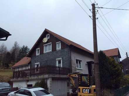 Einfamilienhaus in Schleusegrund, OT Gießübel zu vermieten
